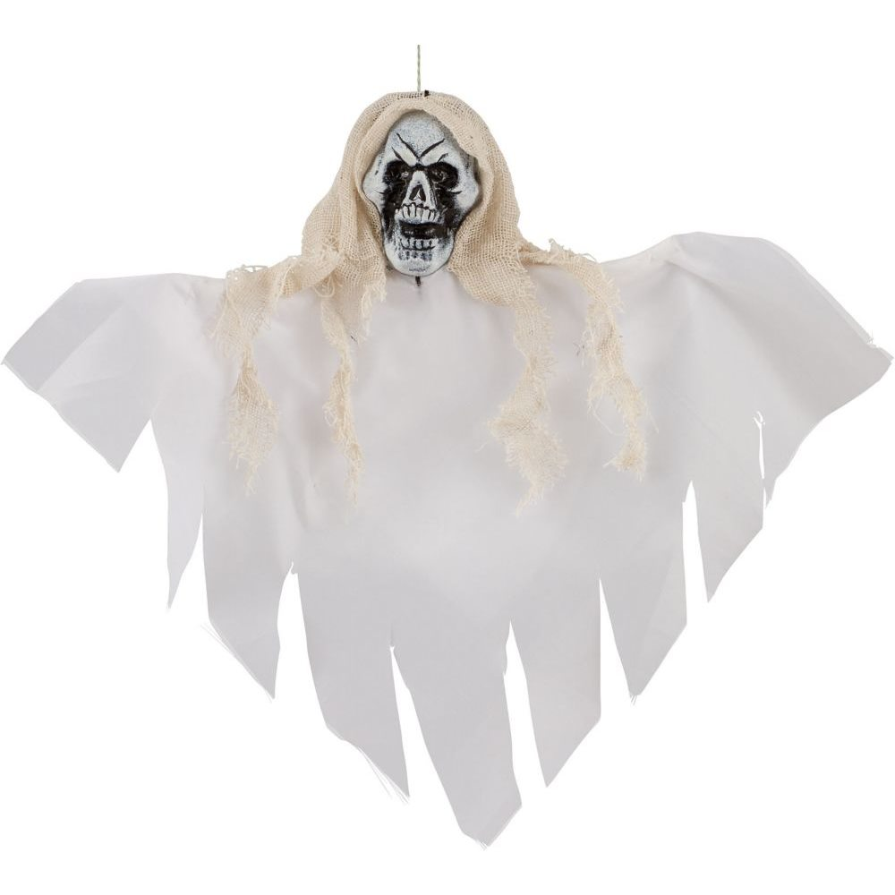 Picture of White Reaper Hanging Decoration 12in