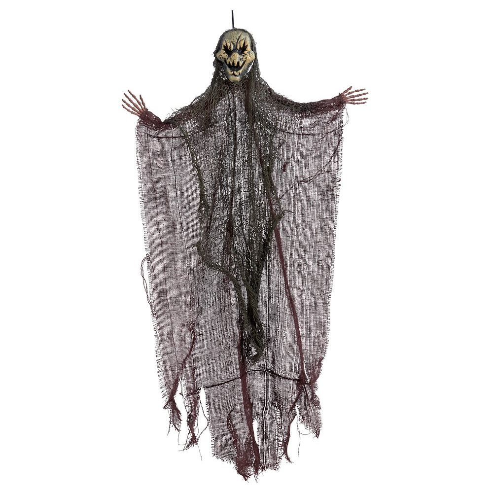 Picture of Scary Scarecrow Hanging Prop 2ft