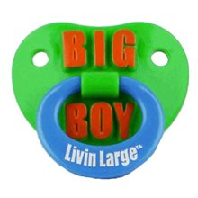 Picture of Big Boy Gag Pacifier