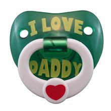 Picture of I Love Daddy Gag Pacifier