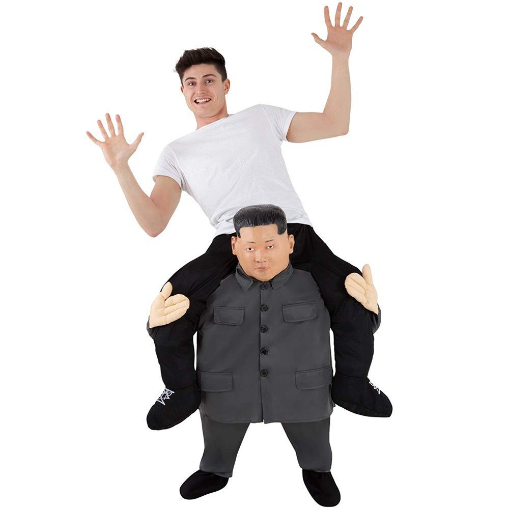 Picture of Kim Piggyback Adult Unisex Costume
