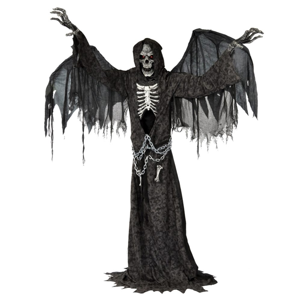 Picture of Angel of Death Life-Sized Animatronic- 304122A - Open Box/Damaged (see details below)