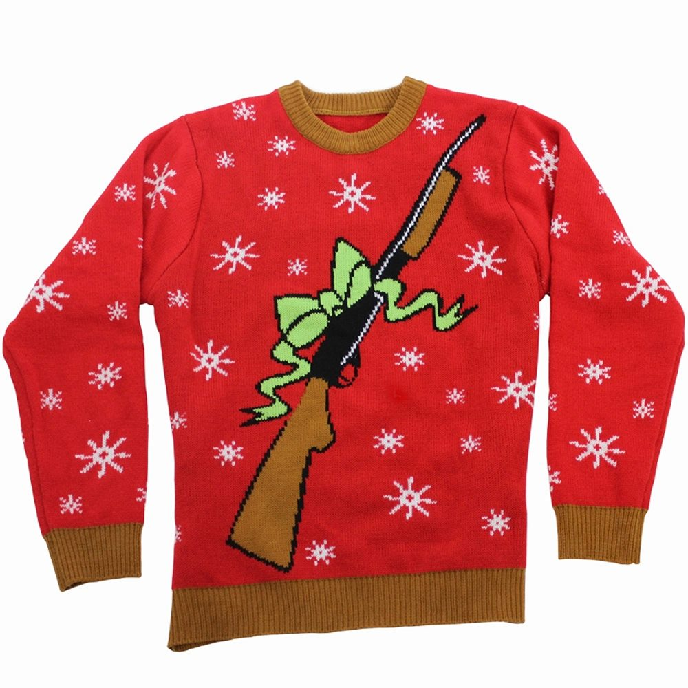 Picture of Rifle Adult Ugly Christmas Sweater