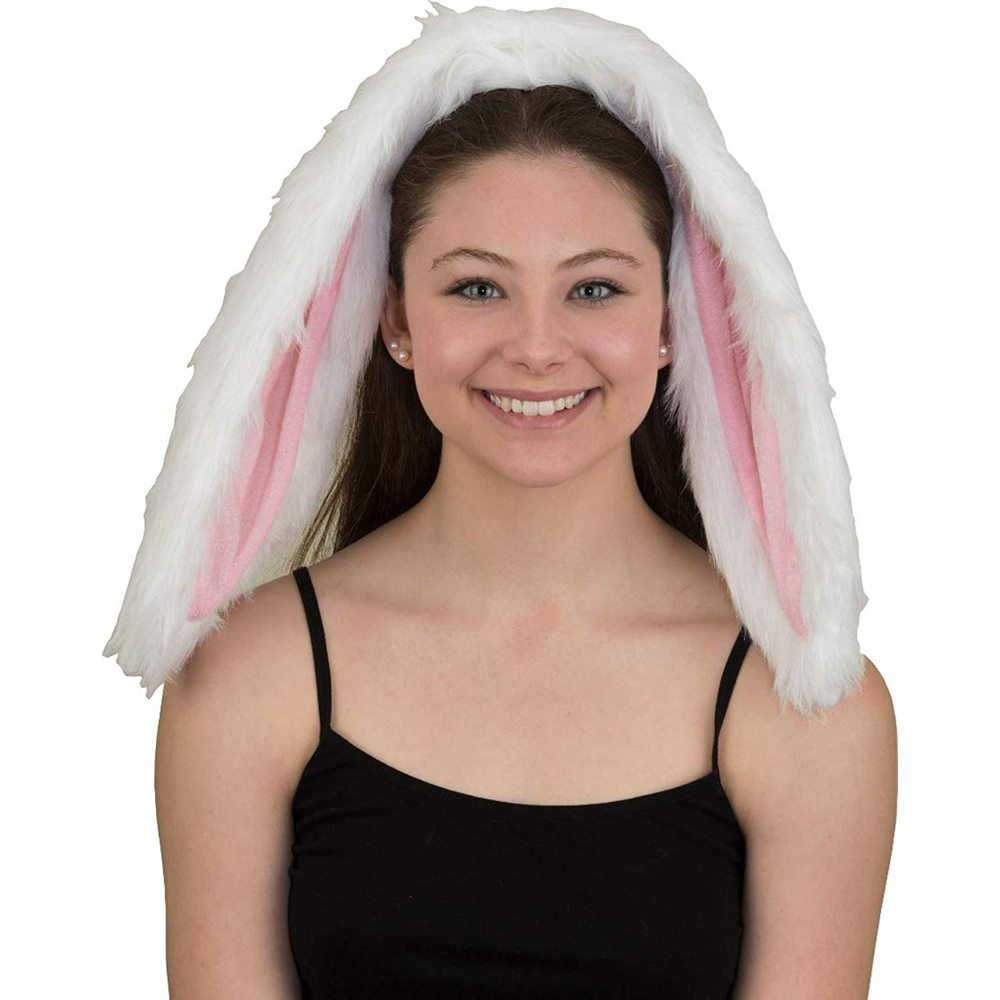 Picture of Floppy Bunny Ears Headband