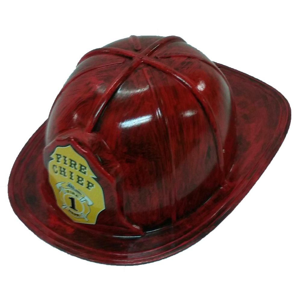 Picture of Fire Chief Adult Hat