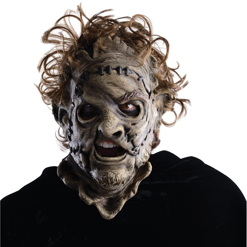 Picture of Texas Chainsaw Massacre 3D Leatherface 3/4 Adult Mask