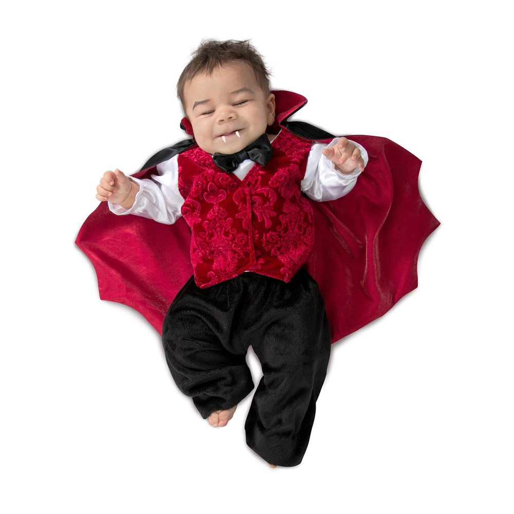 Picture of Lil' Vlad Vampire Infant Costume