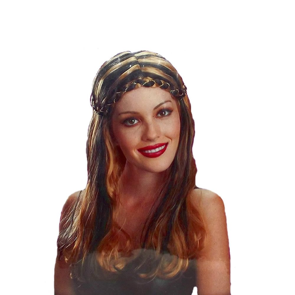 Picture of Medieval Mistress Wig