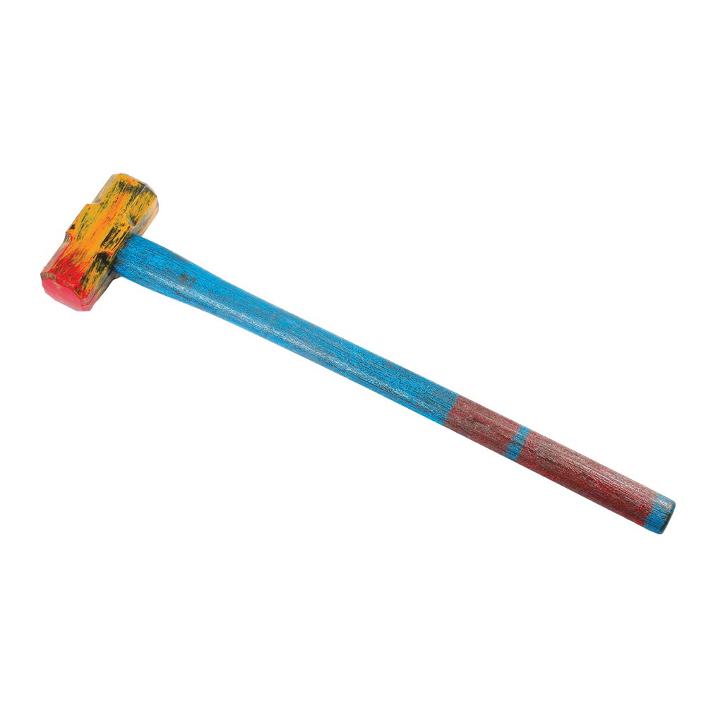 Picture of Killer Clown Foam Sledge Hammer