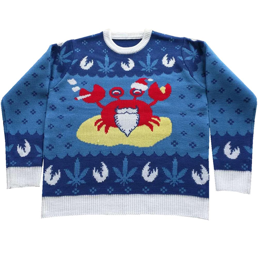 Picture of Mistah Sandy Claws Ugly Christmas Sweater
