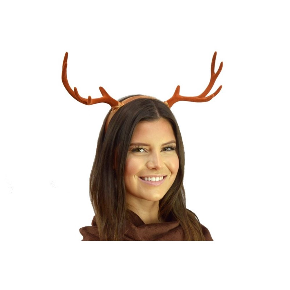 Picture of Brown Antler Headband (Coming Soon)