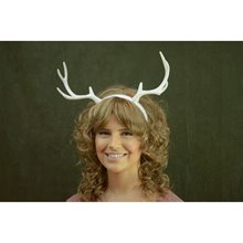 Picture of White Antler Headband (Coming Soon)
