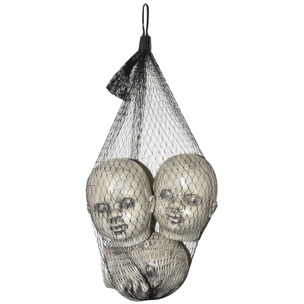 Picture of Bag of Doll Heads 3ct