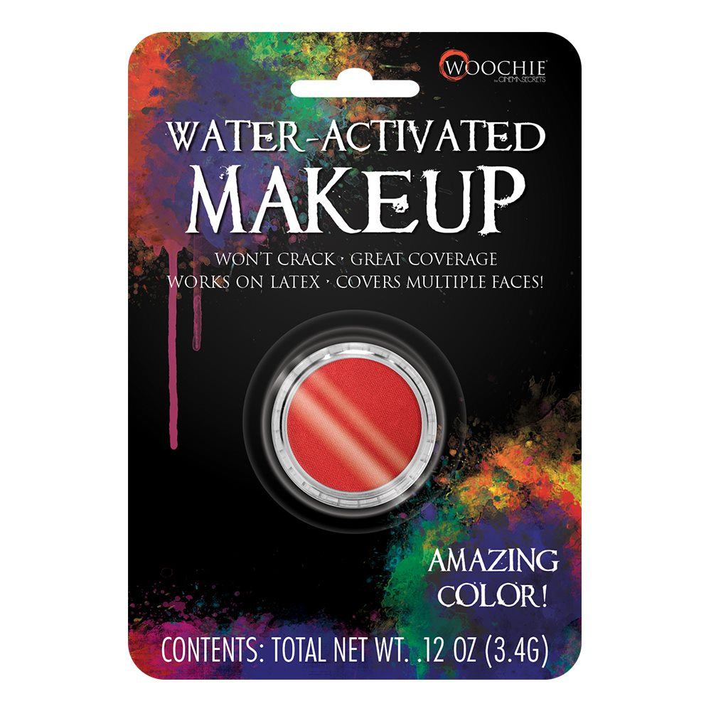 Picture of Red Water-Activated Makeup