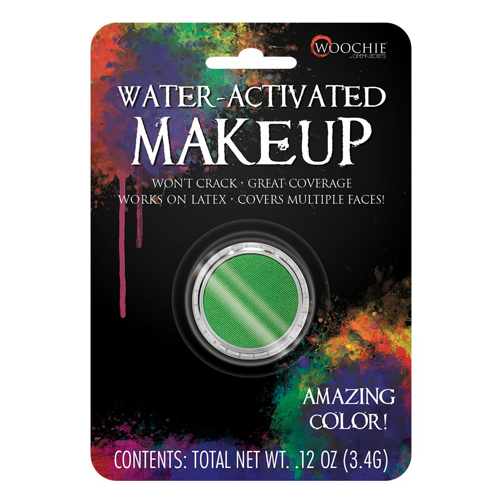 Picture of Green Water-Activated Makeup