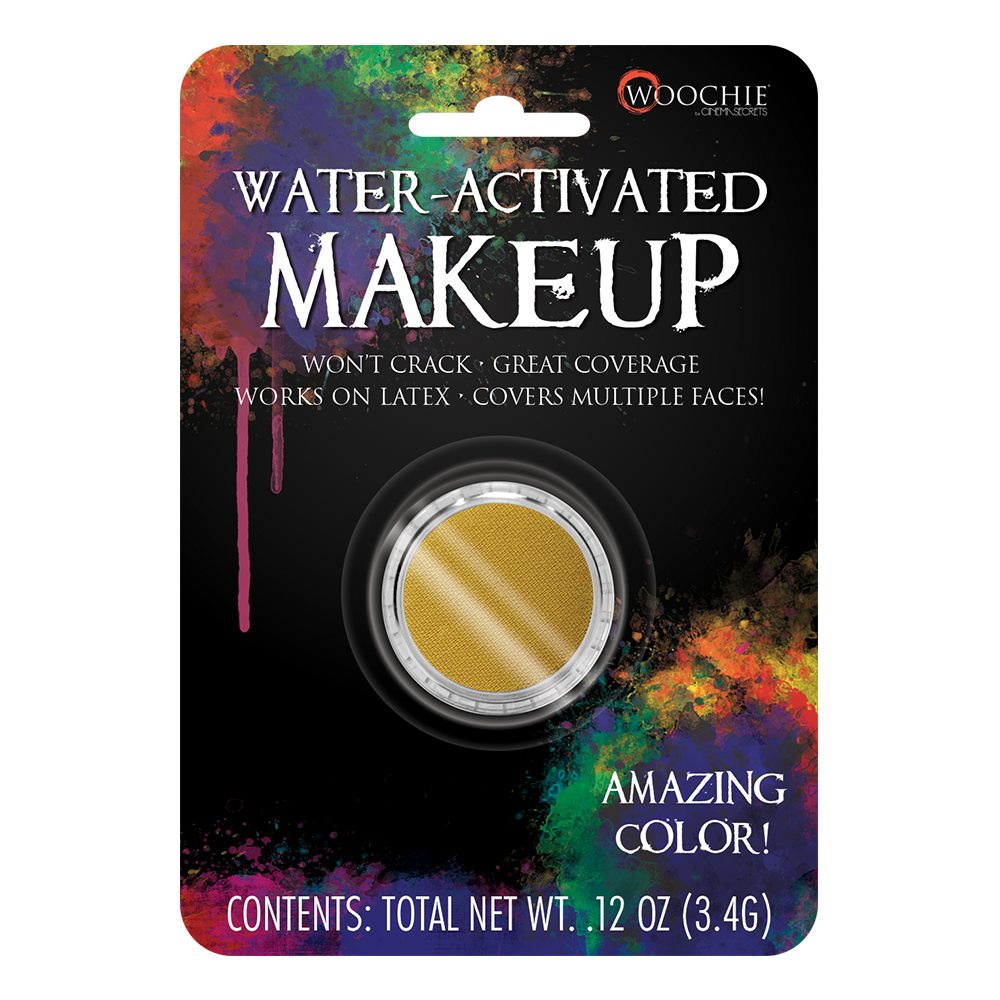 Picture of Corpse Yellow Water-Activated Makeup