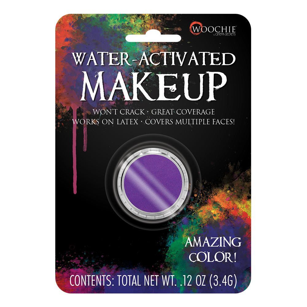 Picture of Purple Water-Activated Makeup
