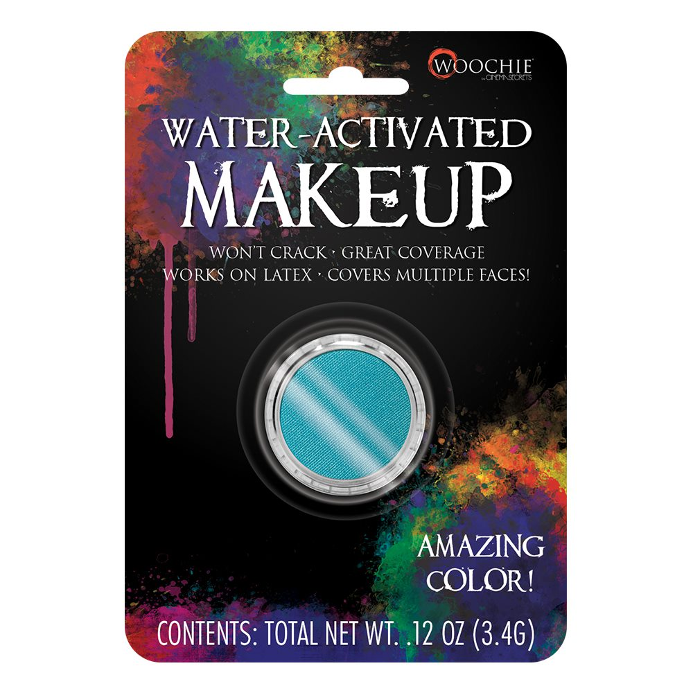 Picture of Teal Water-Activated Makeup