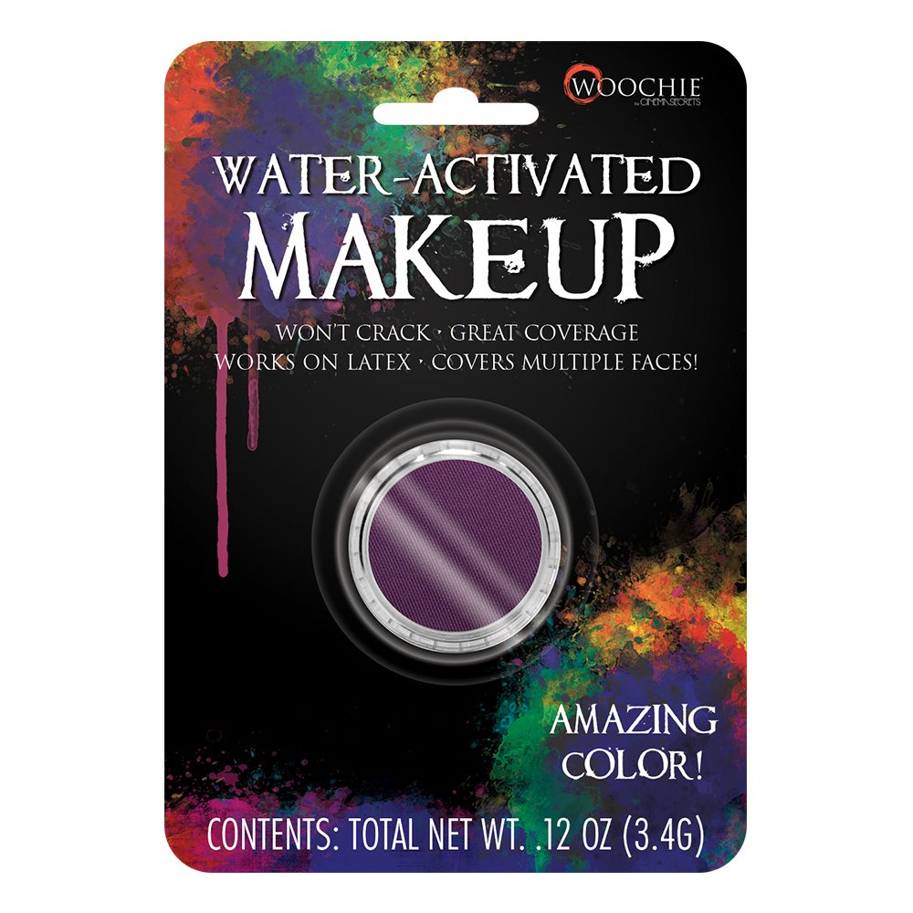 Picture of Undead Purple Water-Activated Makeup