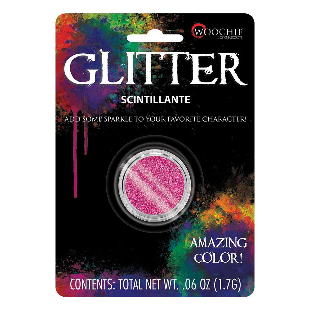 Picture of Hot Pink Iridescent Glitter