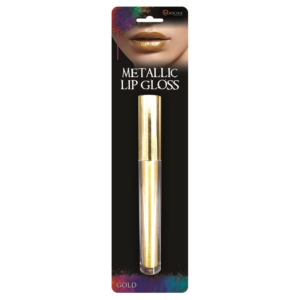 Picture of Gold Metallic Lip Gloss