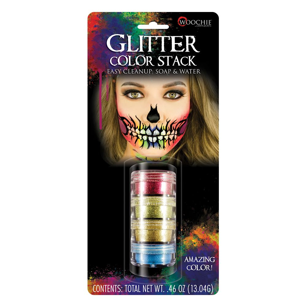 Picture of Glitter Water-Activated Makeup Stack