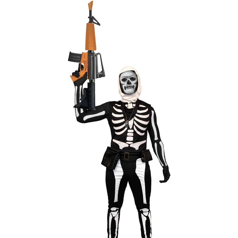Picture of Fort Protector Skull Trooper Adult Mens Costume