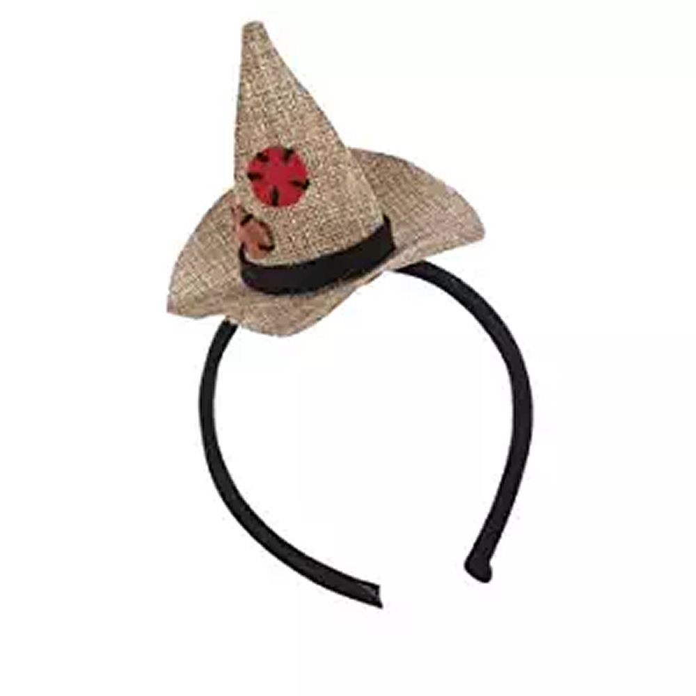 Picture of Scarecrow Mini Hat Headband