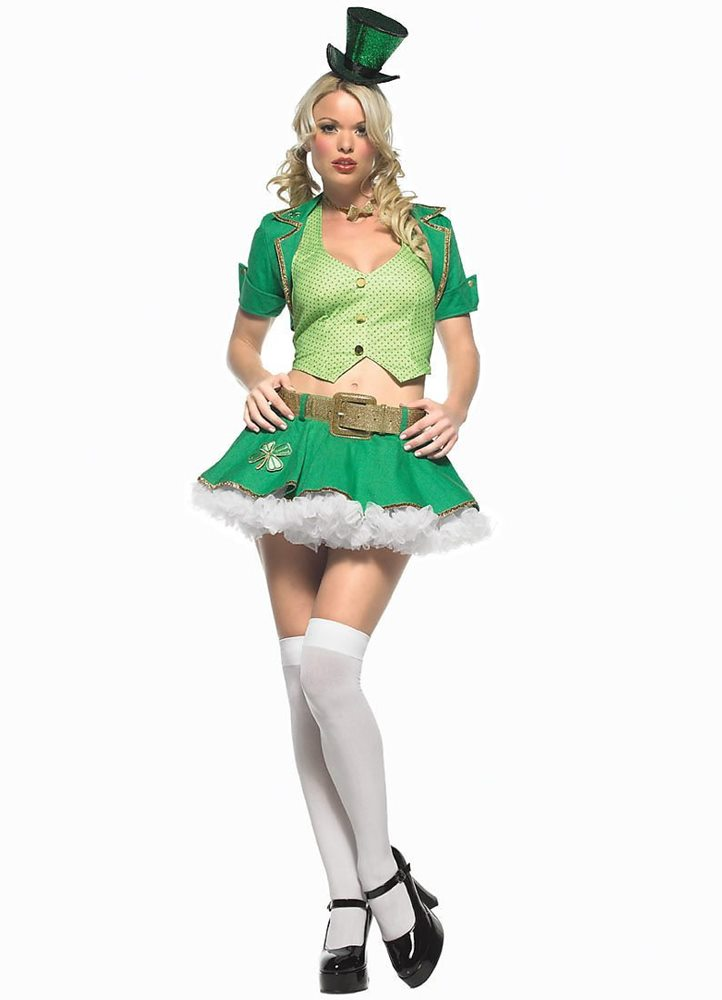 Picture of Lucky Charm 5pc Costume