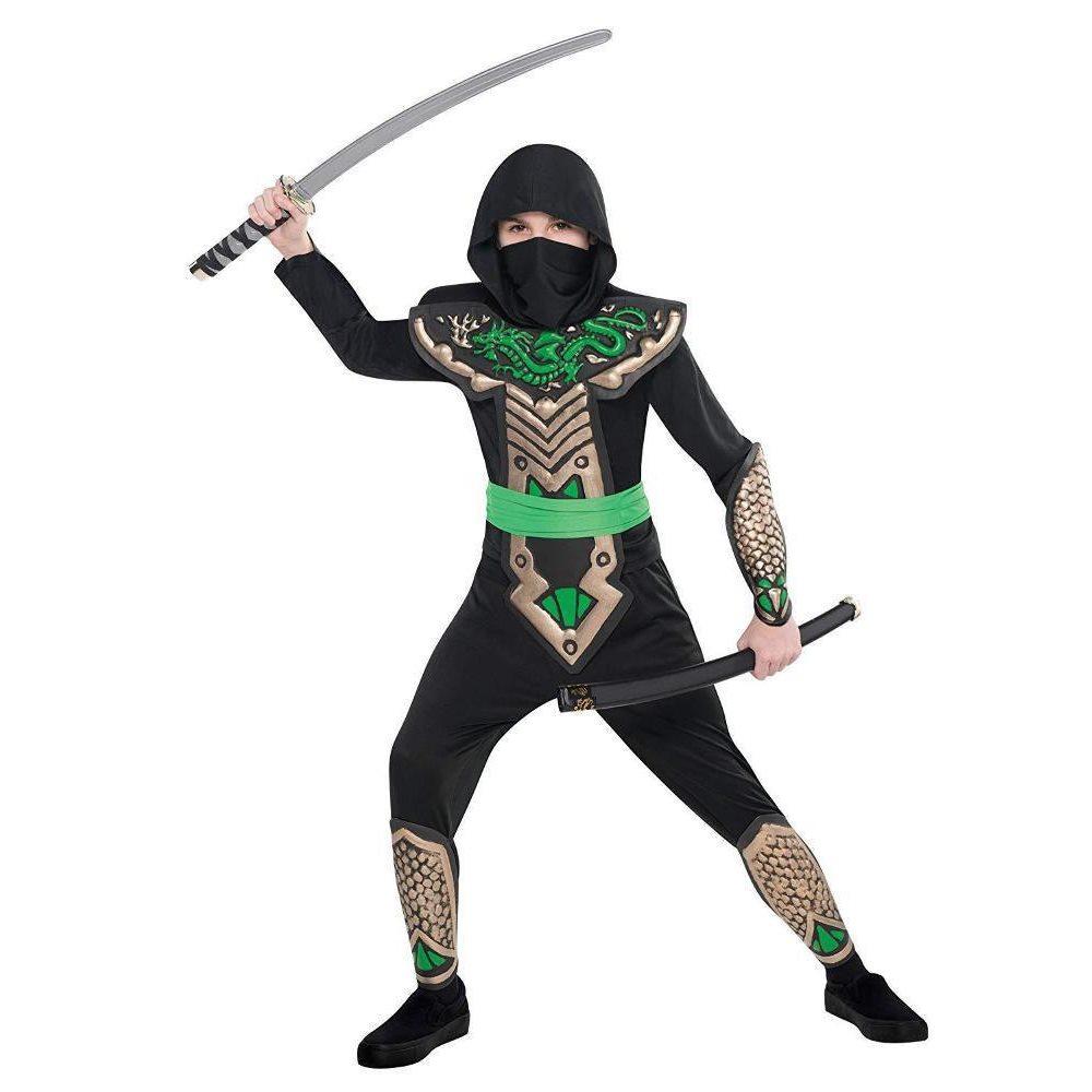 Picture of Dragon Slayer Ninja Toddler Costume