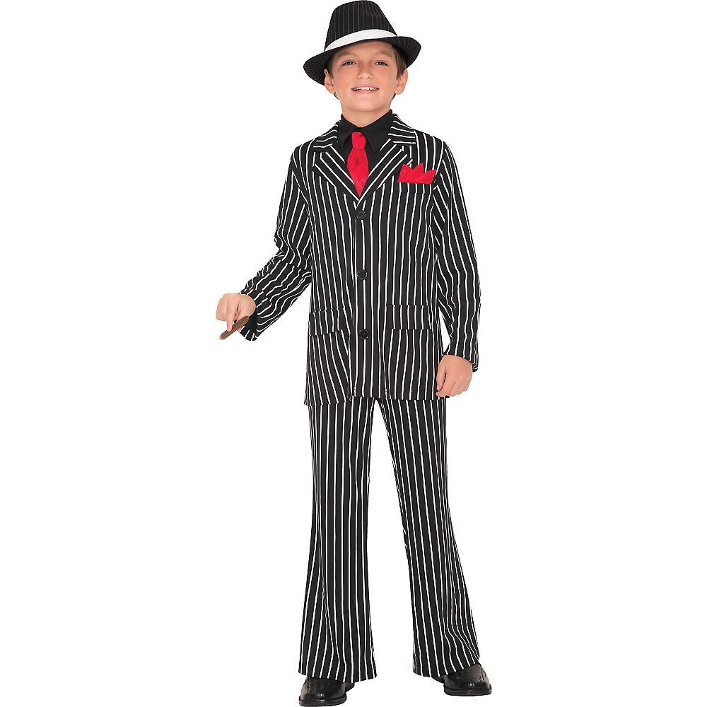 Picture of Gangster Guy Child Costume