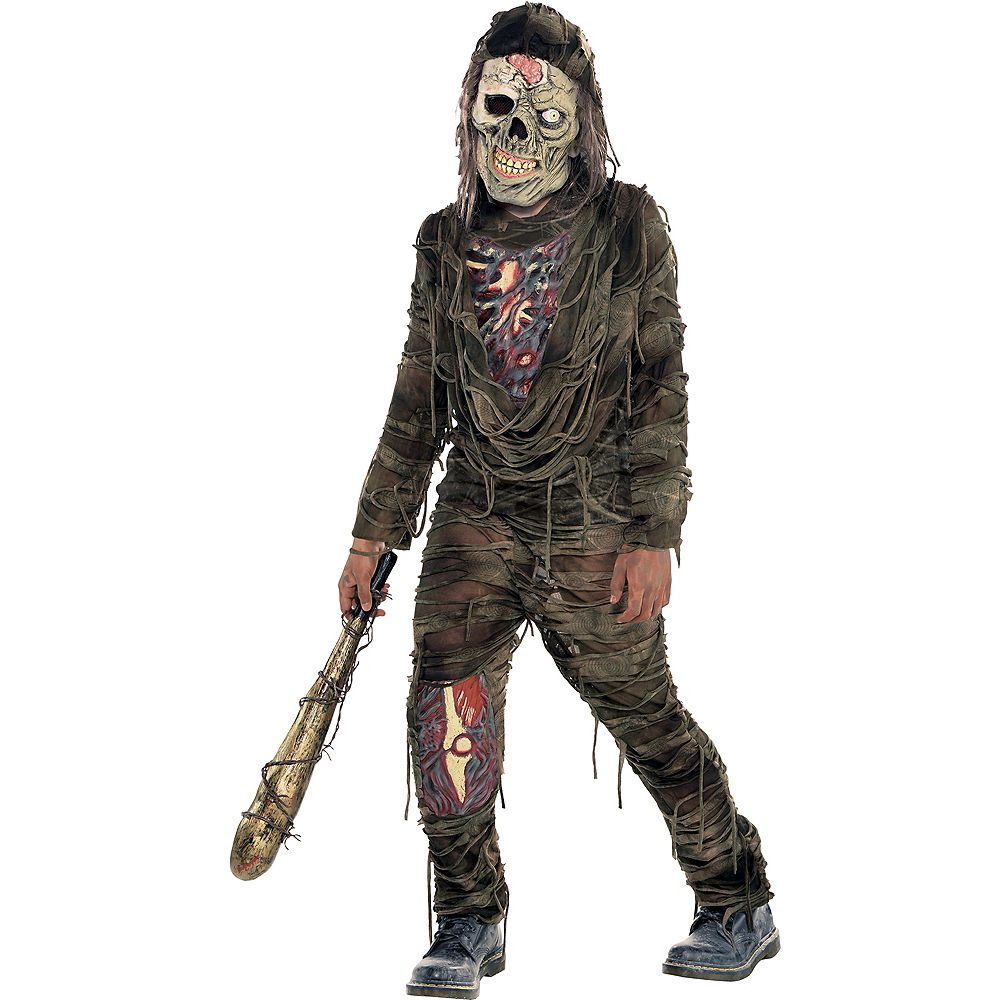 Picture of Zombie Creeper Child Costume