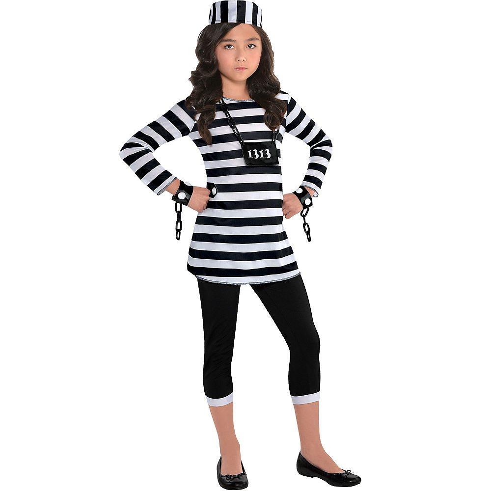 Picture of Convict Trouble Maker Child Costume