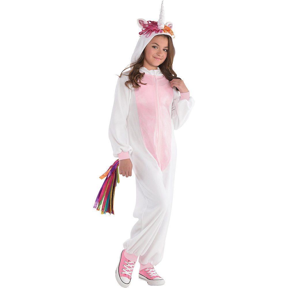 Picture of Unicorn Zipster Child Costume