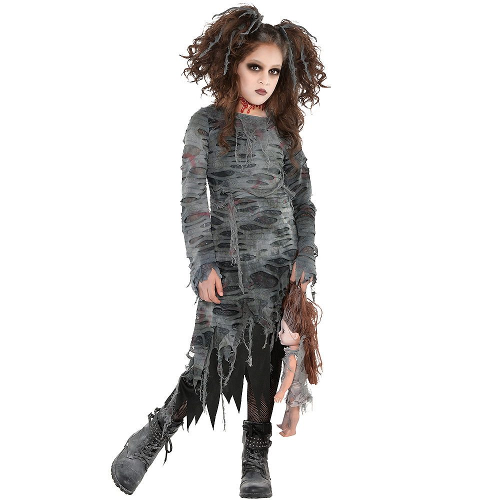 Picture of Undead Walker Girl Child Costume