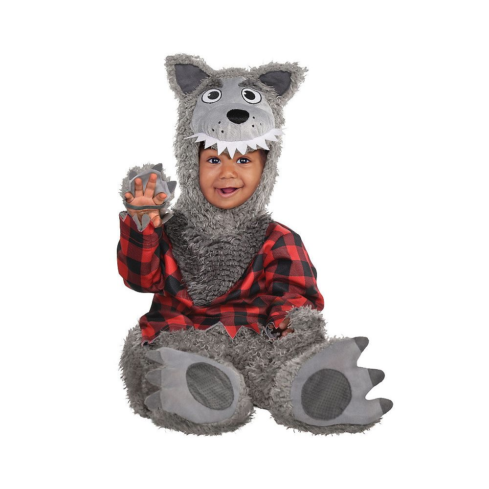 Picture of Baby Wolf Infant Costume