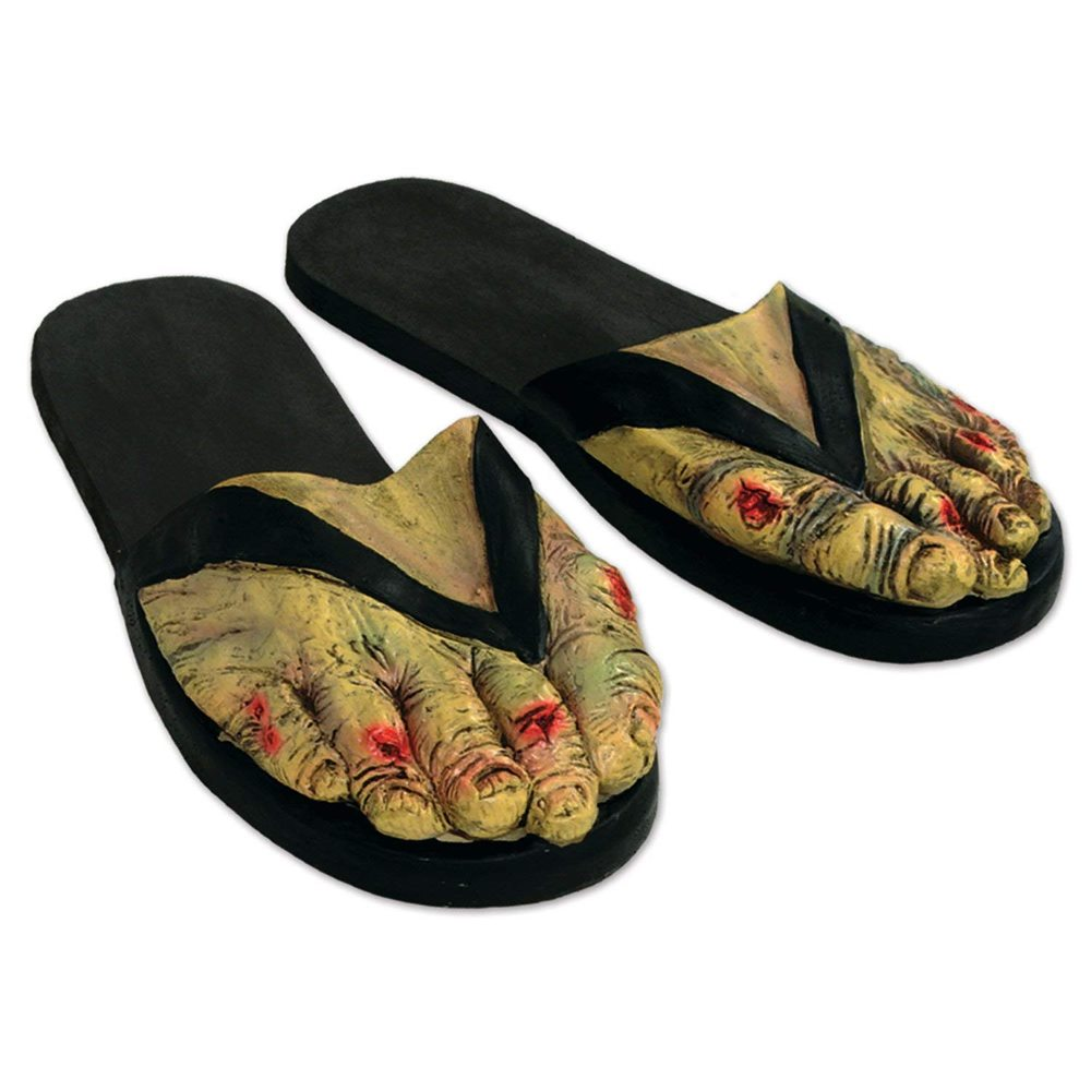 Picture of Zombie Slippers