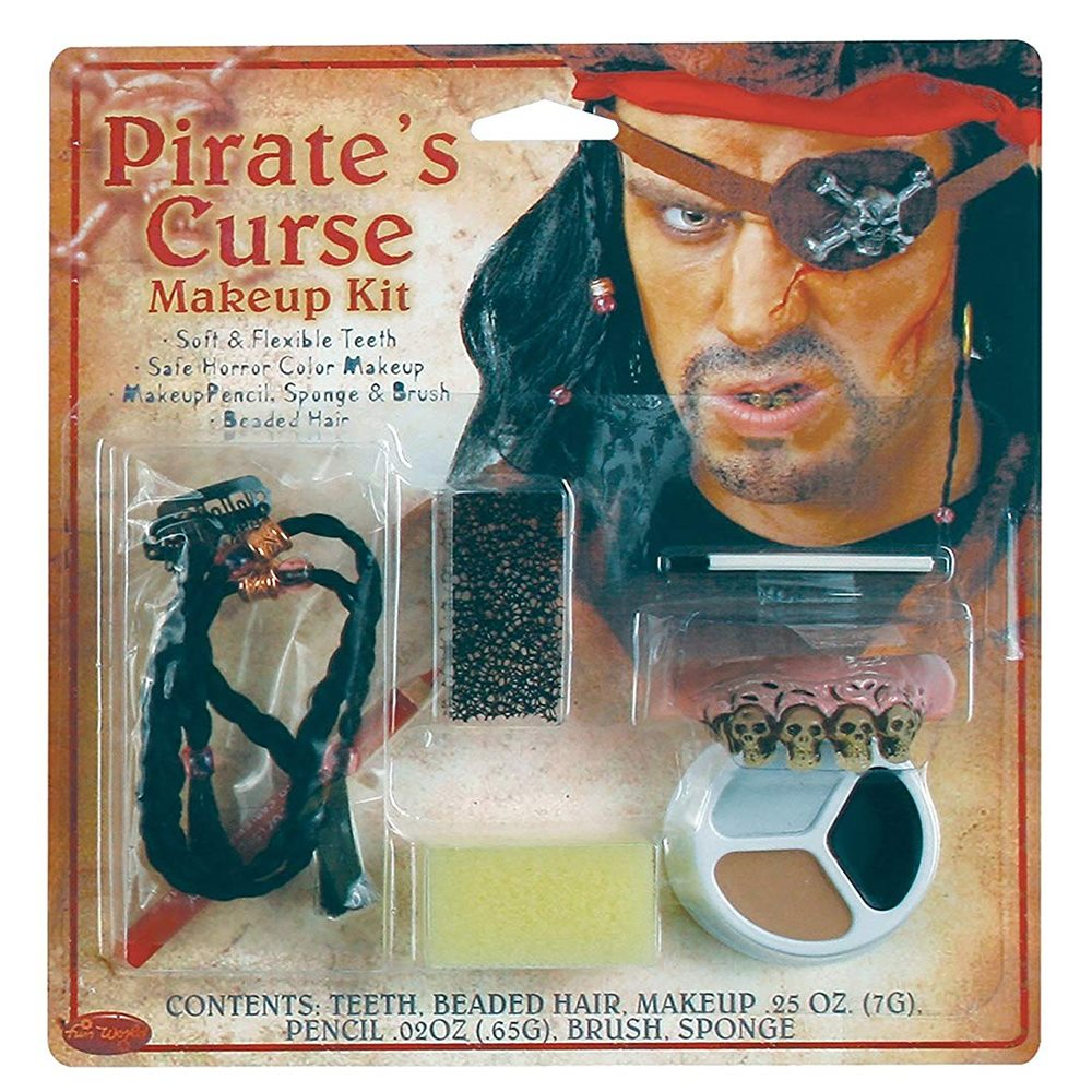 Picture of Pirate's Curse Makeup Kit
