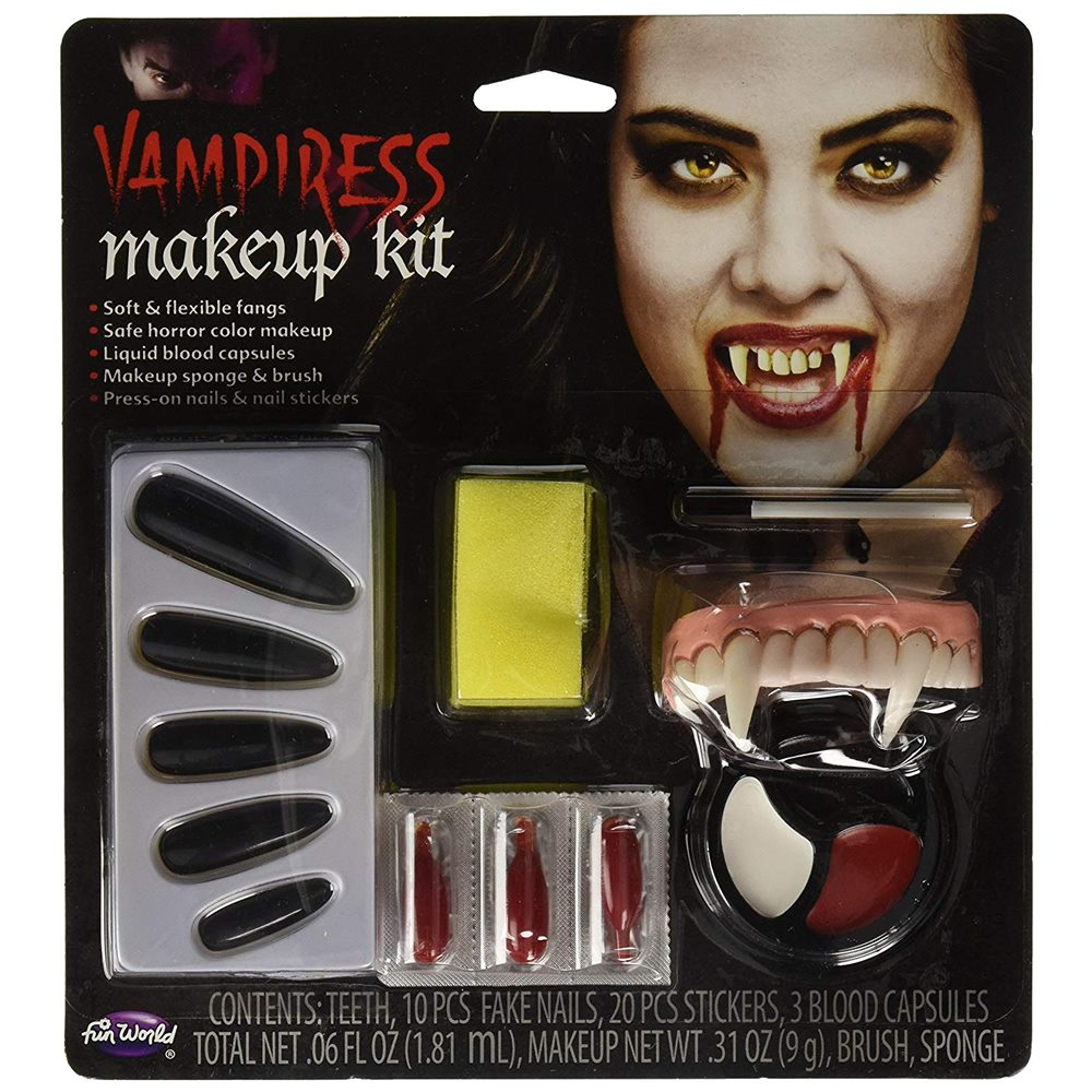 Picture of Vampiress Makeup Kit