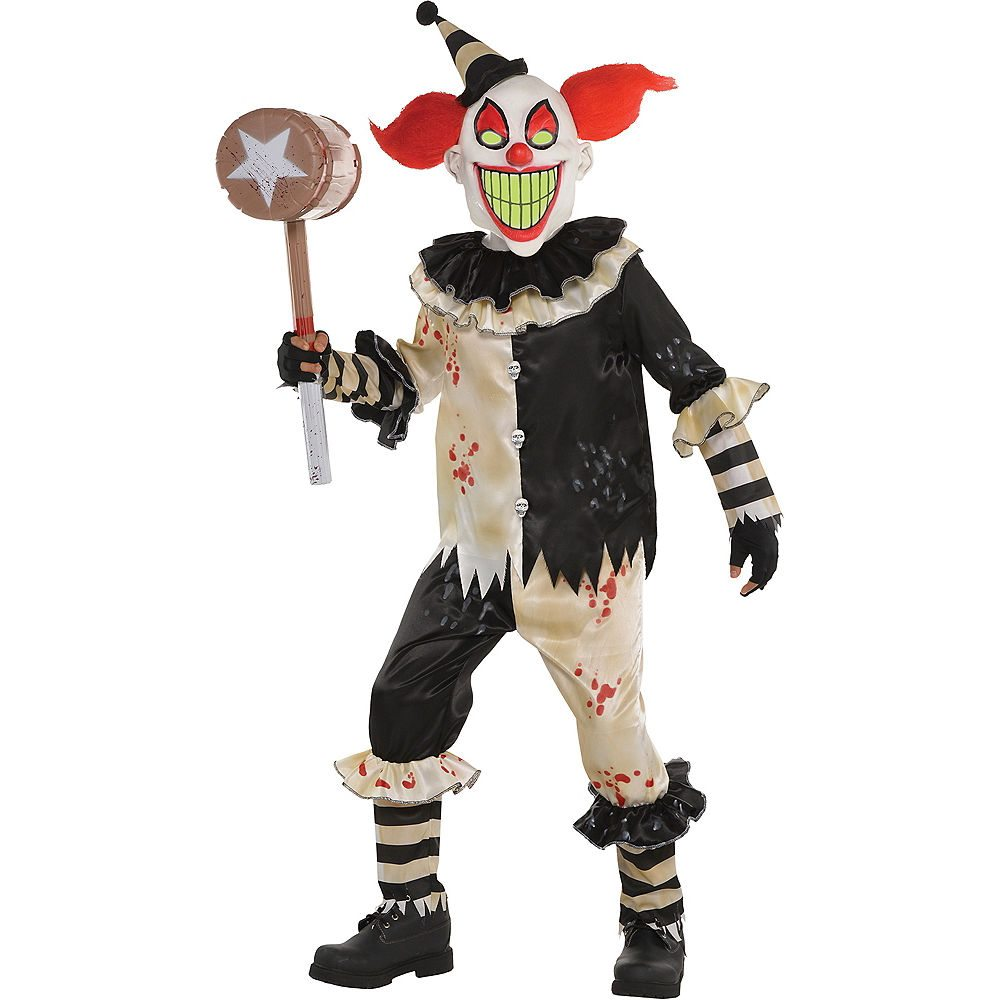 Picture of Carnival Nightmare Clown Child Costume