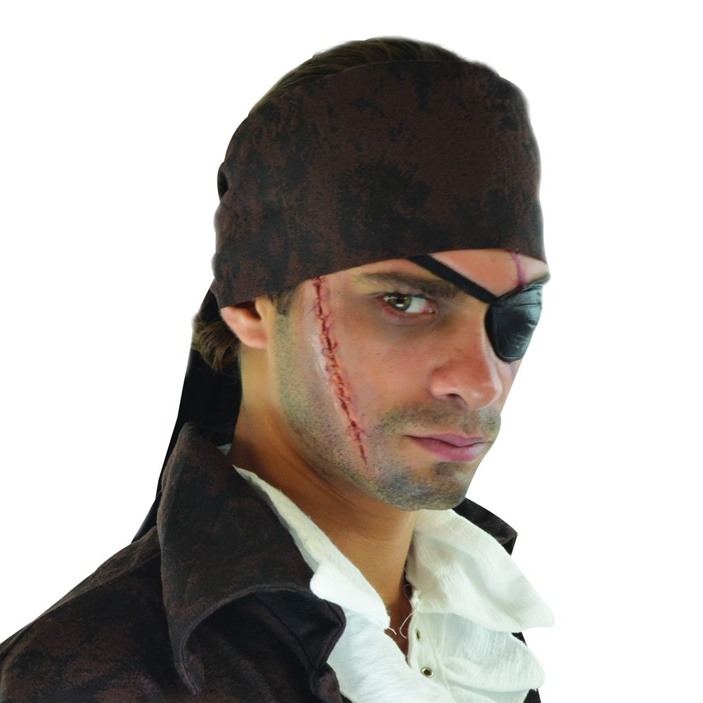 Picture of Pirate Complete 3D-FX Makeup Kit