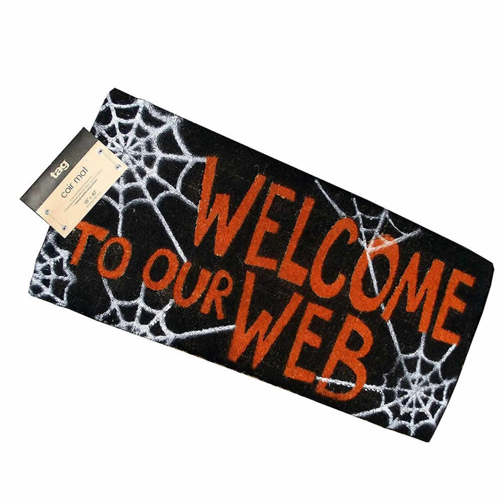 Picture of Welcome To Our Web Coir Doormat