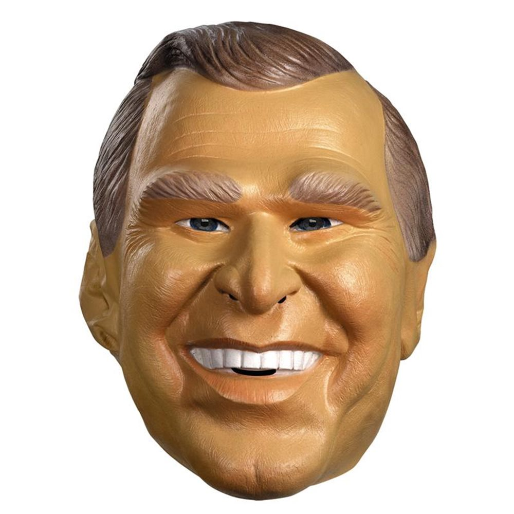 Picture of Copy of Politically Incorrect G.W. Bush Mask