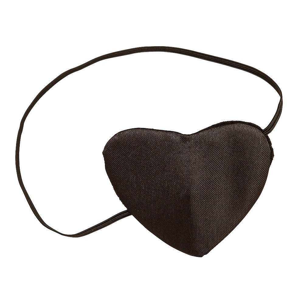Picture of Pirate Heart Eye Patch