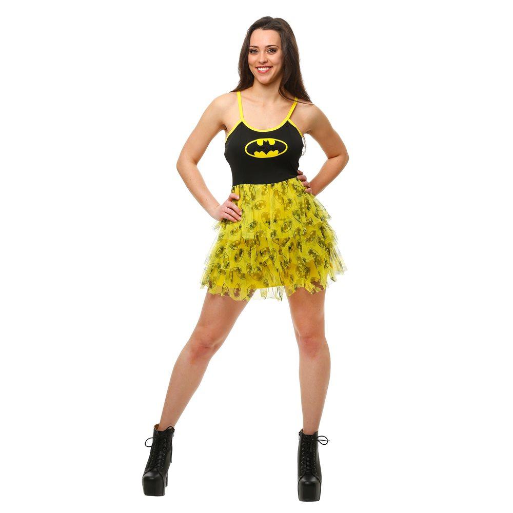 Picture of Batman Mini Skirt Adult Womens Dress