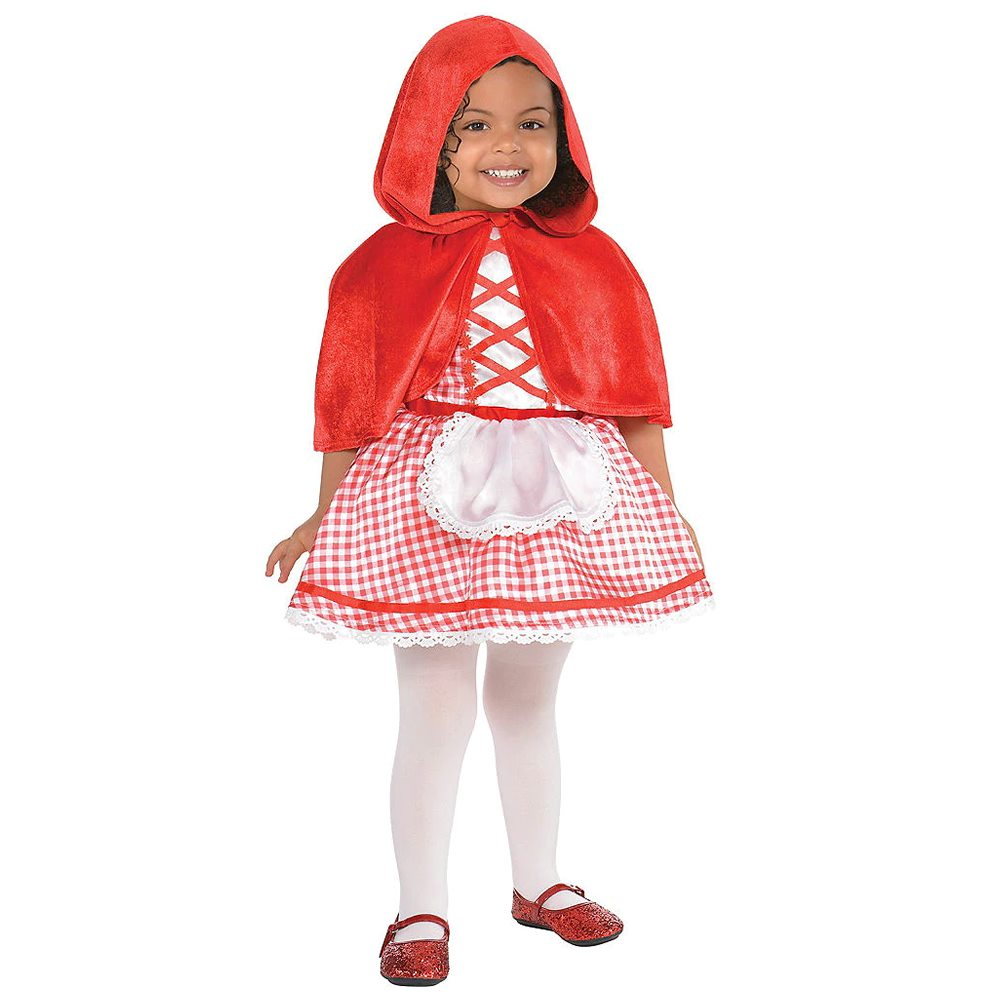Picture of Lil' Red Riding Hood Infant Costume