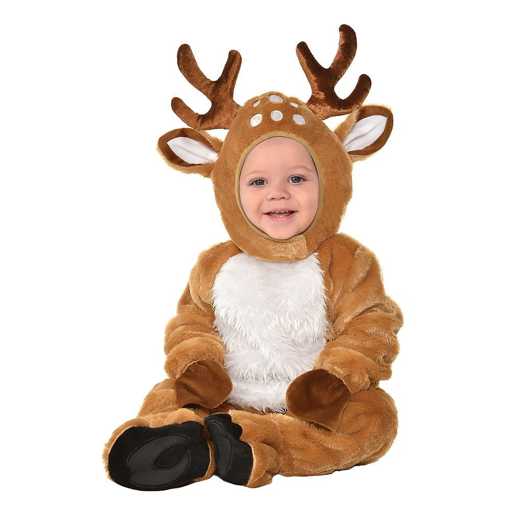 Picture of Cozy Deer Infant Costume