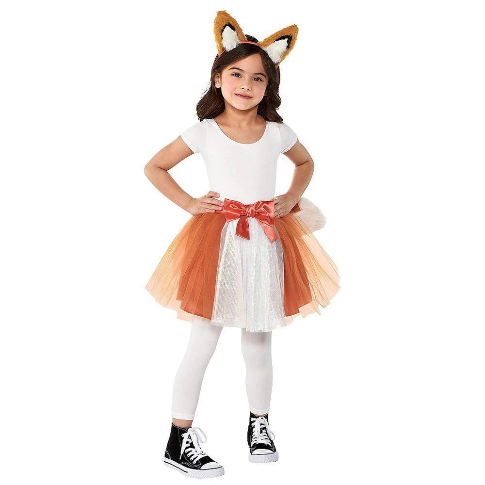 Picture of Fox Child Tutu Accessory Kit
