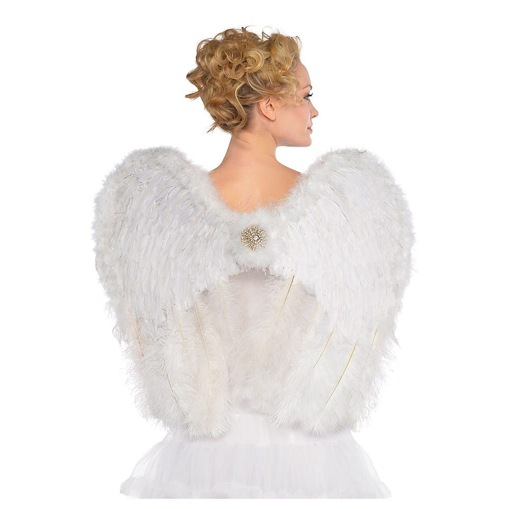 Picture of Angel Deluxe Feather Wings