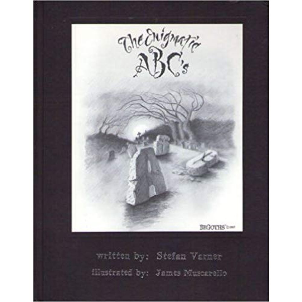 Picture of The Enigmatic ABC's Book